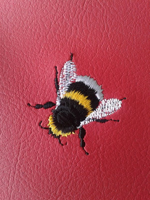 bumble bee full custom design vdub trimshop