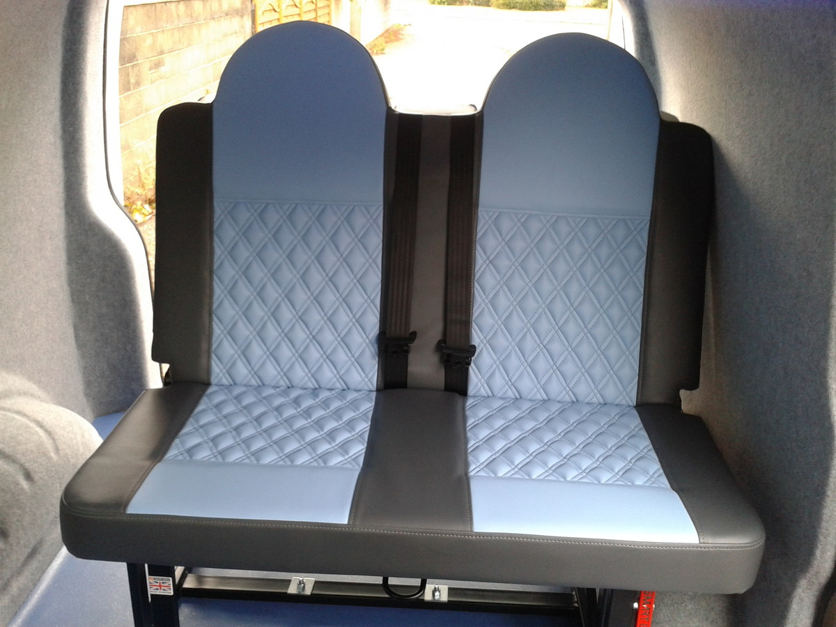 Vw T5 Front Seats And Rock And Roll Upholstery Vdub Trimshop