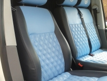 VW T5 Front Seats and Rock and Roll Upholstery