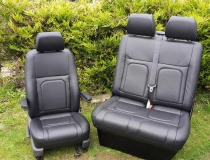 T5 Rib and Matching Front seats Upholstered in Leather